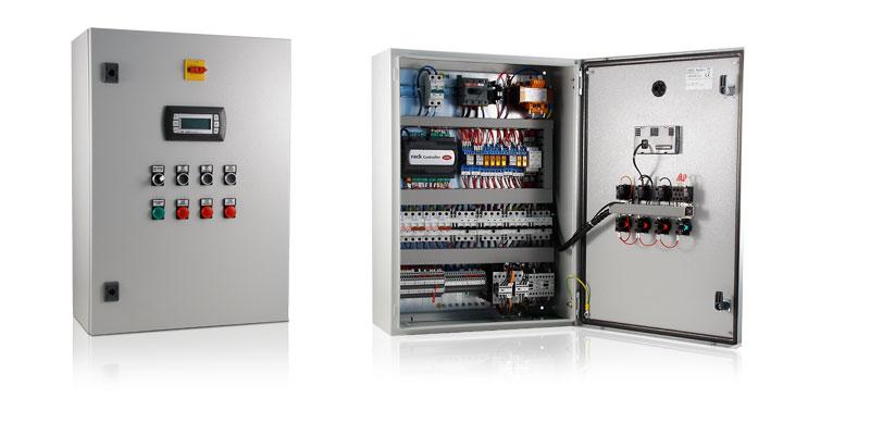 Cuadros el ctricos para centrales frigor ficas - Www wayook es panel ...